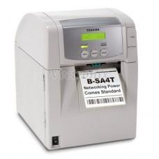 TEC B-SA4TP 桌上型熱感熱轉條碼標籤列印機
