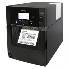 TOSHIBA BA410T-TS12 桌上型熱轉條碼標籤列印機