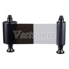 R3012 黑色及覆膜印卡機色帶 for Evolis