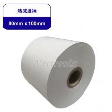 8公分熱感收據紙 (不含雙酚A)