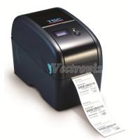 TSC TTP-323 桌上型熱感熱轉條碼標籤列印機(限量1台)