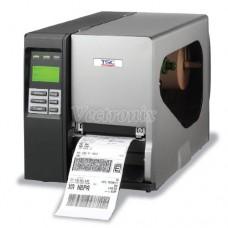 TSC TTP-246M PRO 工業型熱感熱轉條碼標籤列印機